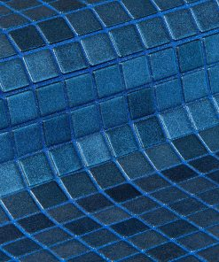 Glass mosaic tile Sagittarius.